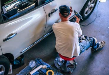 Reparatur und Austausch von Bremssystemen